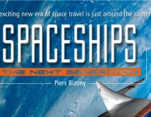 Spaceships – the next generation book design