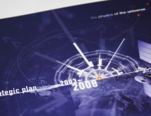 PPARC – strategic plan design & print