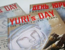 Yuri's Day – graphic novel design & publish