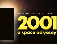 2001: the making of a spaced odyssey – book design