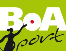 BoA sport – Bradford on Avon council logo & website design