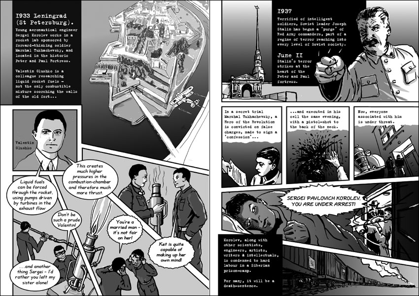 1933 St Petersburg – 1937 Lenin's 'purge'