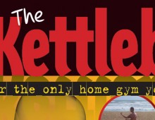 The Kettlebell Guide – online magazine design & publish