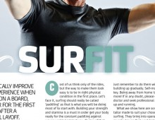 Future Magazine fitness feature