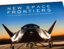 New Space Frontiers – large format book design